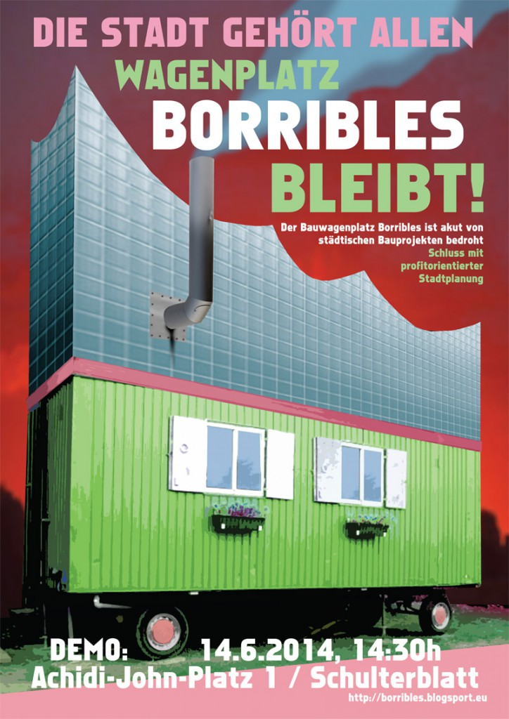 POSTER_BORRIBLES Ebene